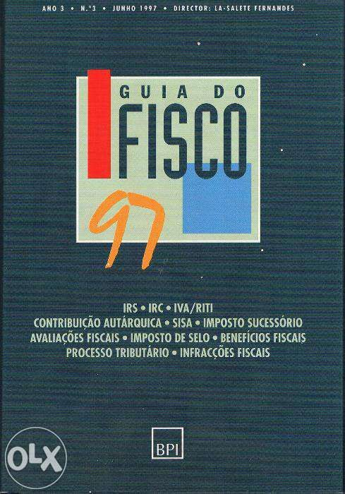 Guia do Fisco do ano de 1997