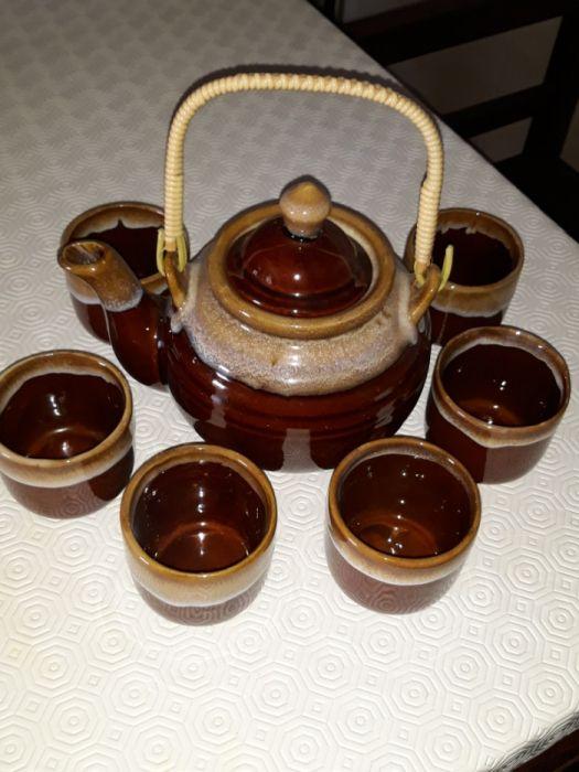 Serviço de café/chá