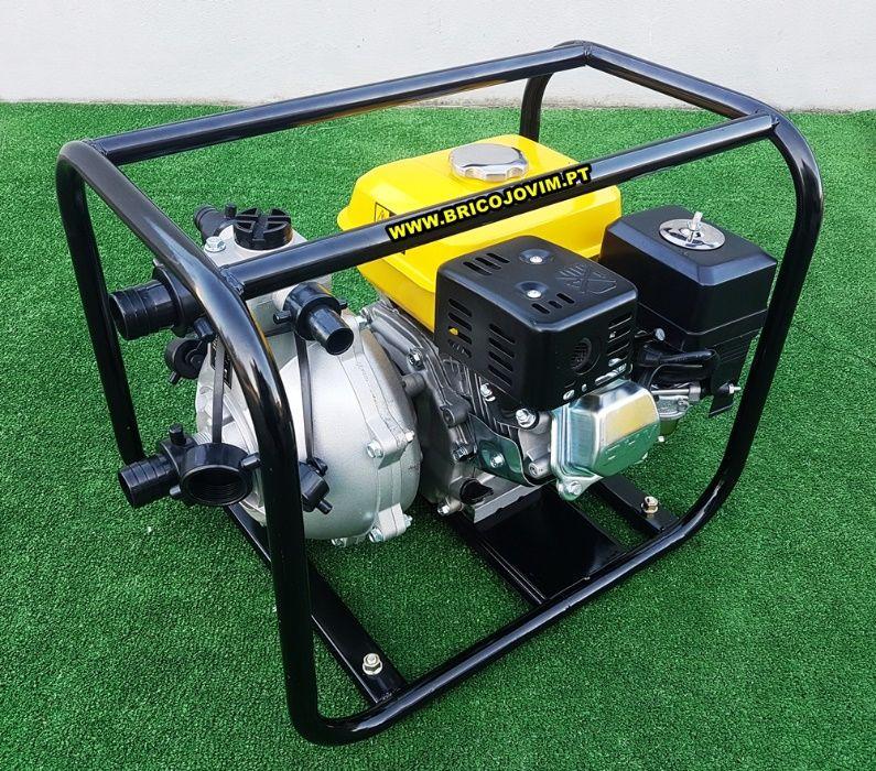 Motobombas Alta Pressão Novas - Motor 163cc - Elevação 55mts - Garland Gondomar - imagem 5