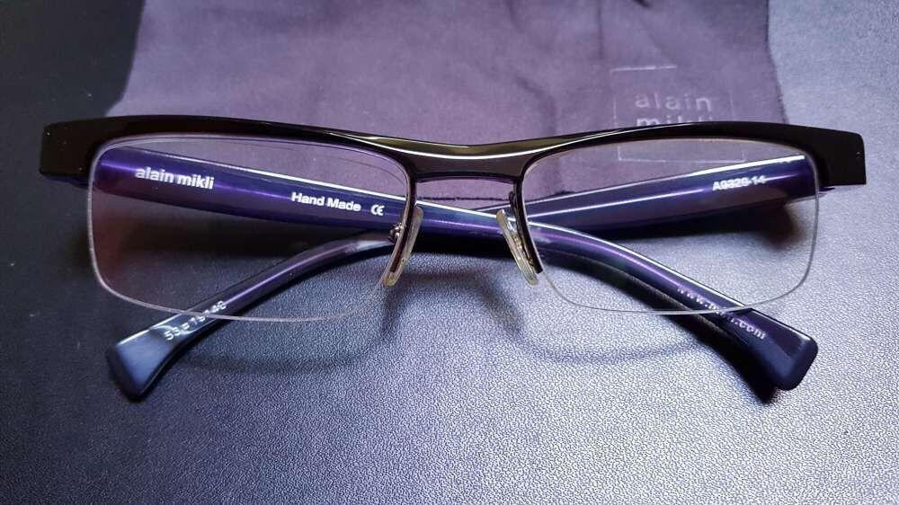 918f21f17ae38 Armação de óculos Alain Mikli (feitos à mão) Viseu • OLX Portugal