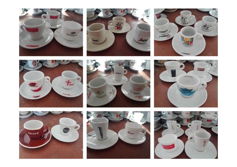 Chavenas de Café