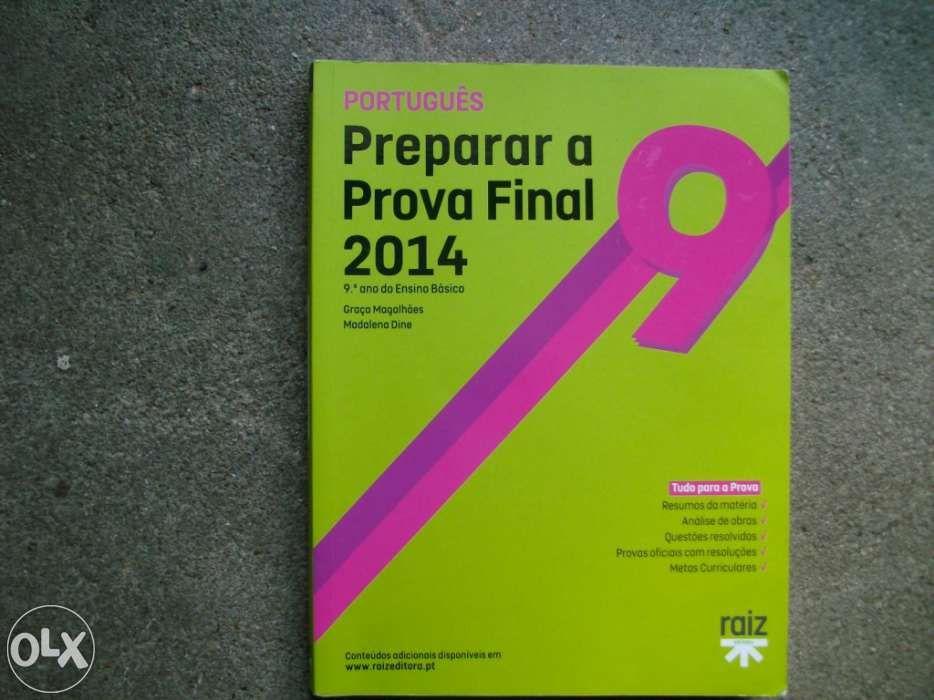 Preparar a Prova Final - Português - 9ºAno (2014)