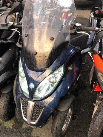 Piaggio mp3 125 ccm silnik lagi lampa czesci zawieszenie