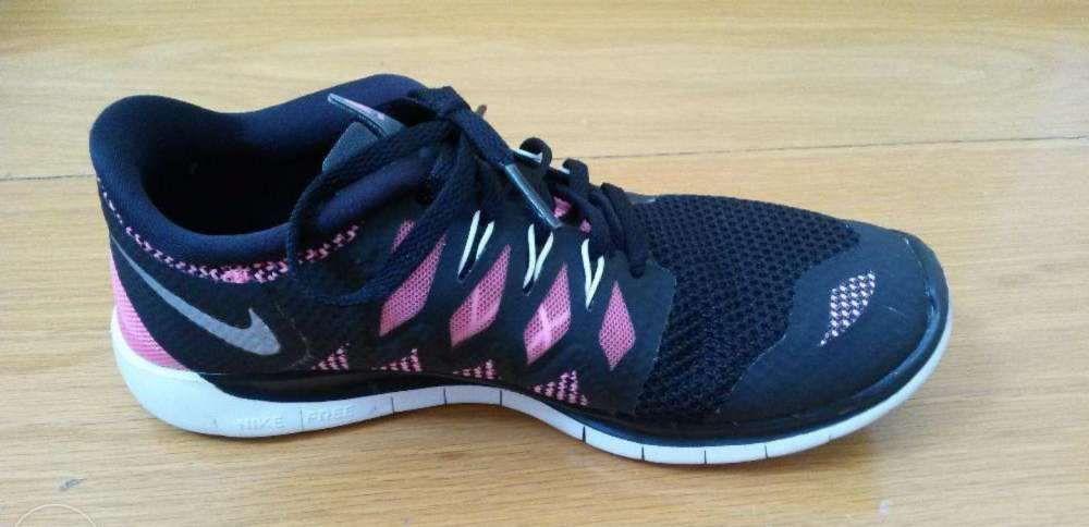 Ténis mulher Nike Free 5.0 nº 38