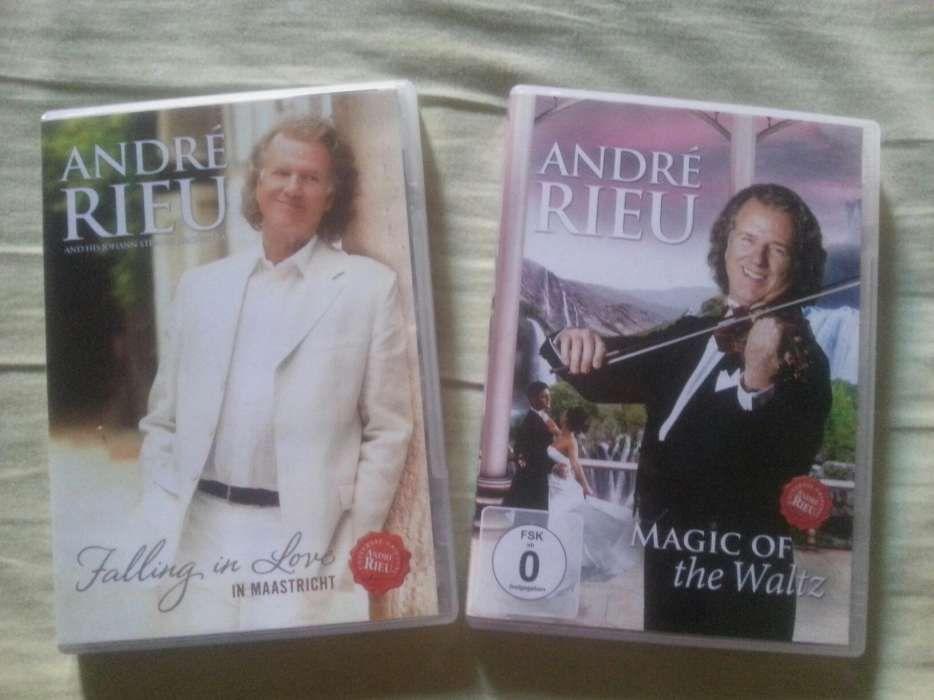 DVD'S André Rieu