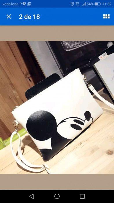 Bolsa tiracolo Mickey / Minnie