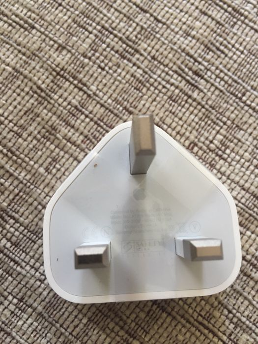 Adaptador tomada USB - Oficial Apple