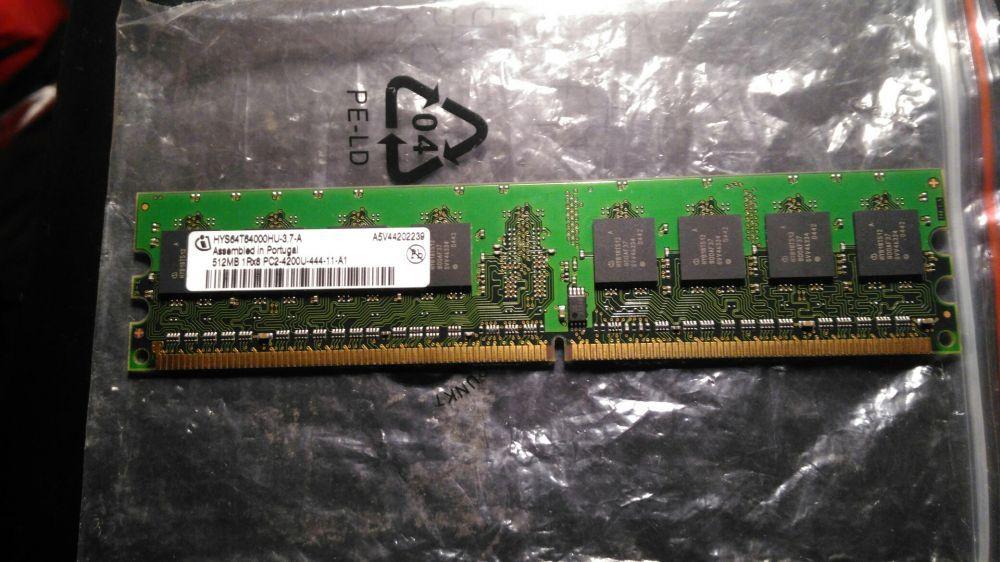 Vendo memória RAM ddr2