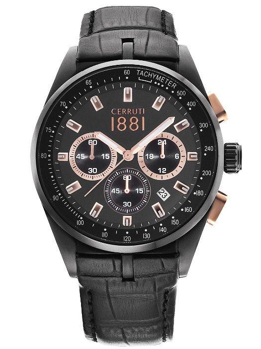 4bedf1bddd6 Relógio Cerruti 1881