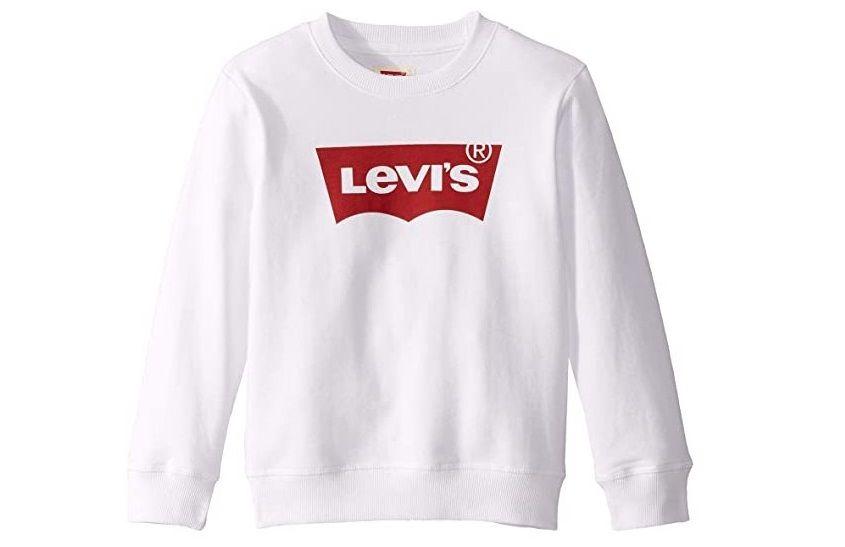 Детский свитер Levi s Kids, оригинал, 3-4 года