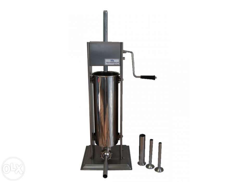 Maquina para fazer Enchidos e Farturas de 7 litros