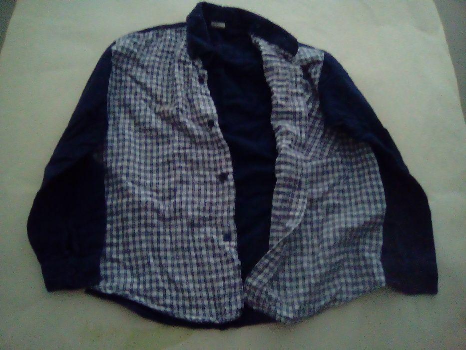 Camisa de menino 9-10 anos oferta de portes de envio