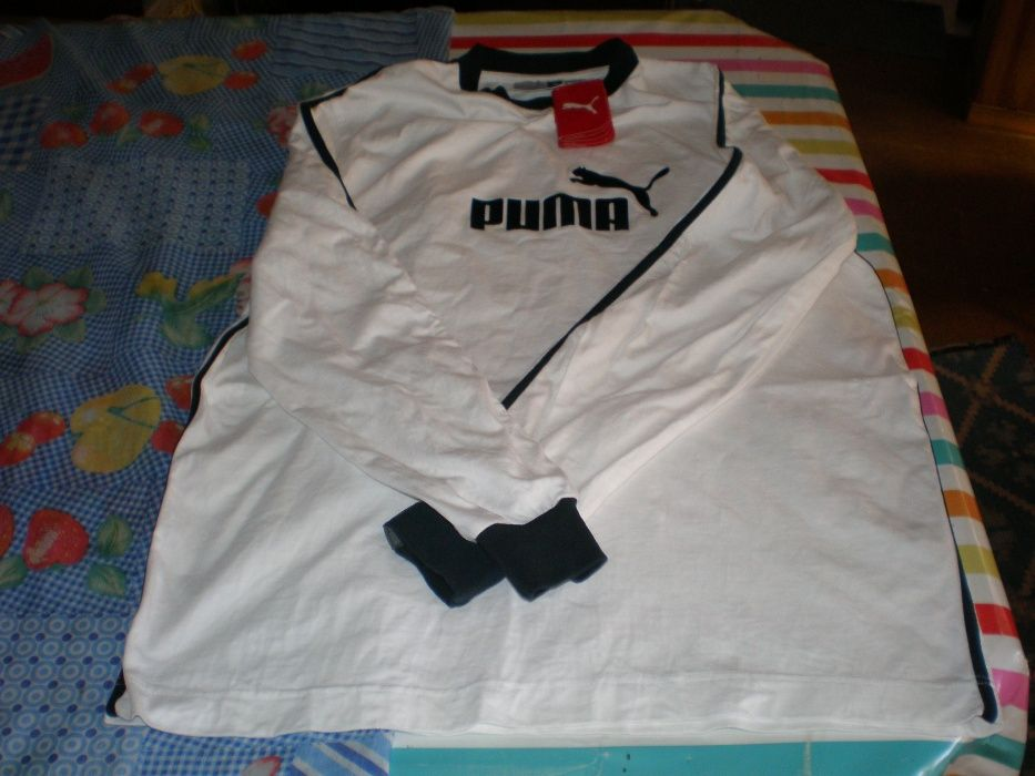 Sweat Puma original tamanho M nova