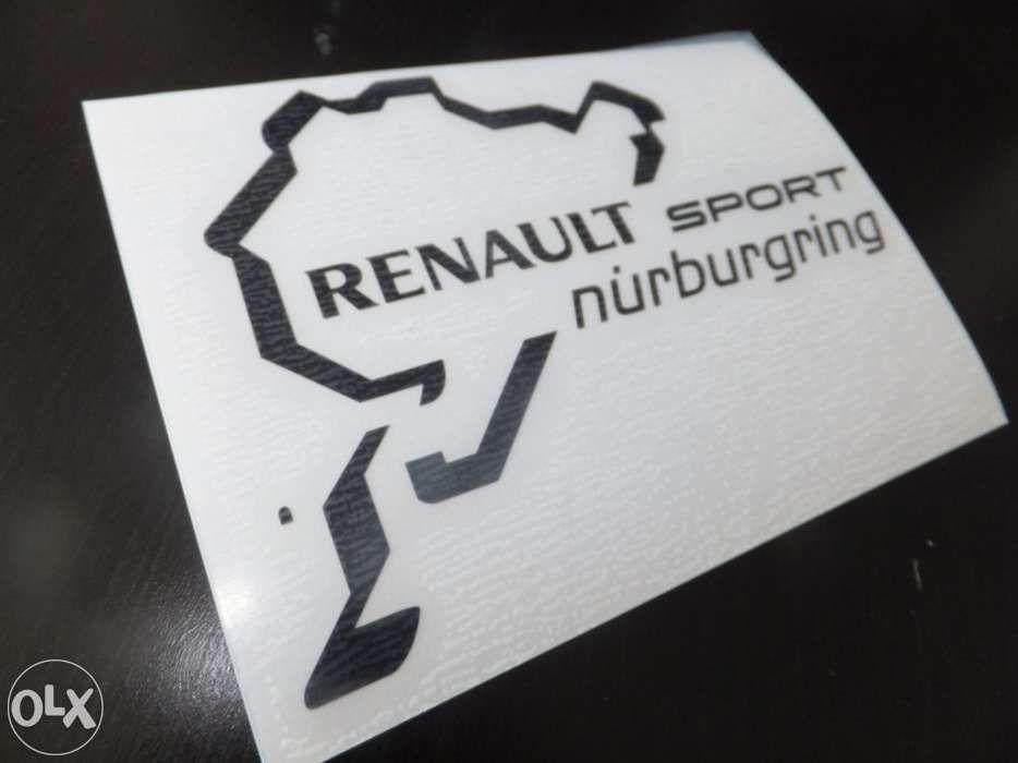Autocolantes Nurburgring Vila Verde - imagem 1