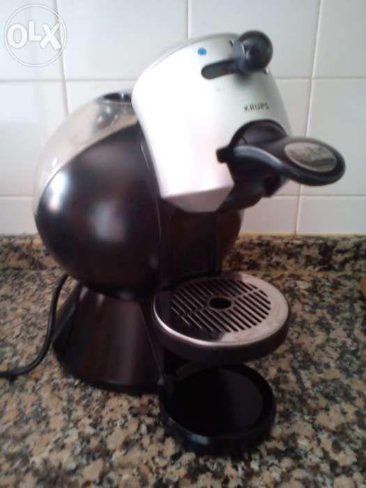 Troco Máquina Café Krups por maquina café em pó