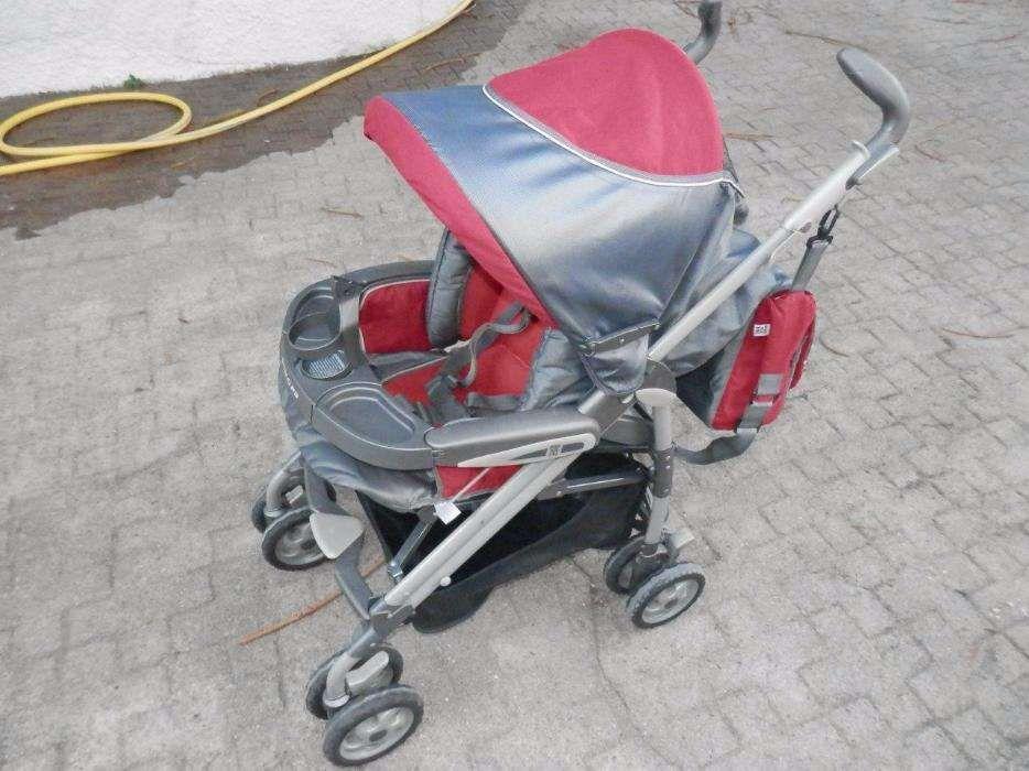 Carrinho Bebe PlikoP3 PreNatal