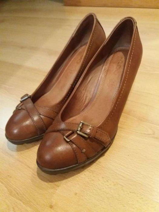 d91e5e24d3 Sapatos aldo pele Compra, venda e troca de anúncios - os melhores preços