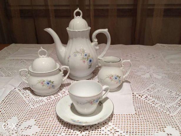 Serviço de Café (muito antigo) - 15 peças