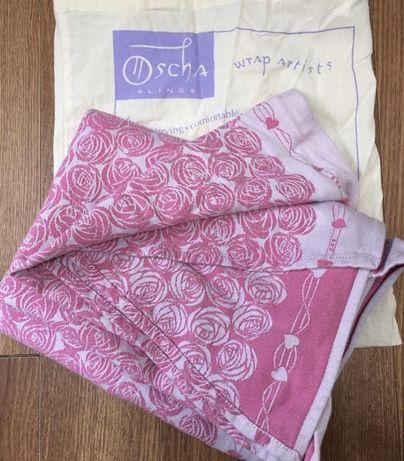 Слинг oscha dana roses 7 100% cotton