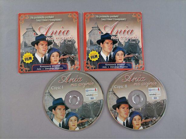 Ania z Zielonego Wzgórza - Ania na wojnie - 2x VCD