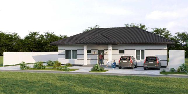 LG) Качественный, НОВЫЙ дом в Лесках в европейском  стиле!