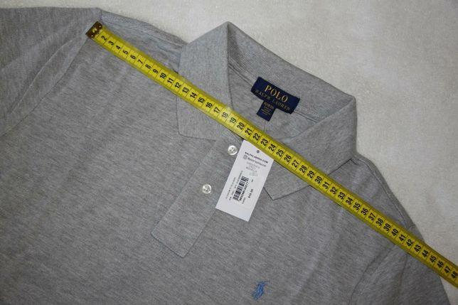 Поло Polo Ralph Lauren лонгслив футболка длинный рукав тенниска оригин