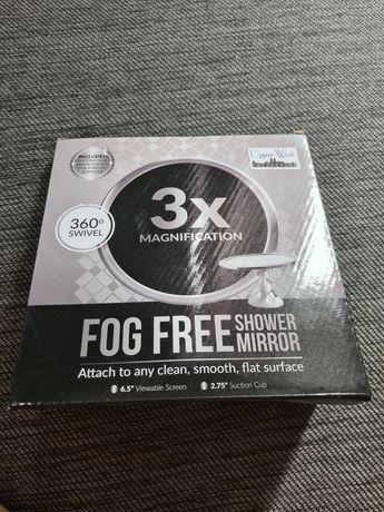 Зеркало в ванную не запоьевающее , fog free увеличение 3х х3