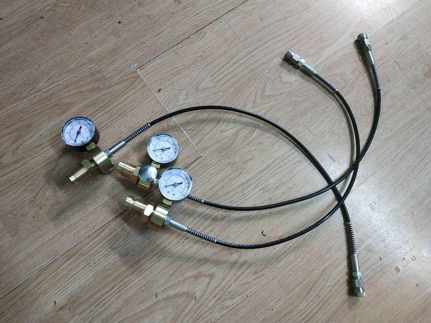 Przetoczka PCP kartusz szybkozłaczka QD 8mm wiatrówka paintball
