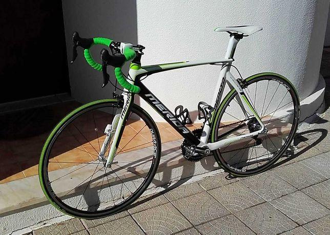 Bike Merida Team Reacto Carbon *Tamanho M/L