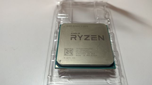 AMD Ryzen 1400 BOX процессор 4 ядра 8 потоков 3.2 ГГц GHz AM4 гарантия