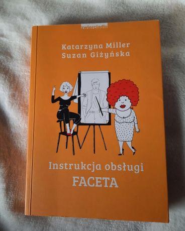 """Książka """"Instrukcja obsługi faceta"""""""