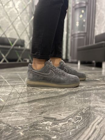 Nike Air Force Suede 1 Low Grey