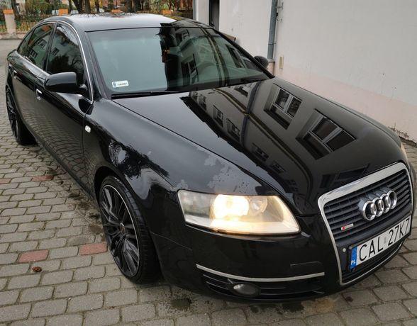 Audi A6 C6 2.4B 2005r LPG S-Line