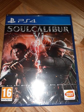Soulcalibur6 NOWA   ps4