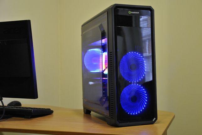 Срочно Компьютер,МОНИТОР,системник ddr4 16Gb; і3 7100,Недорого,SSD240