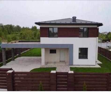 Готовый дом в Гореничах