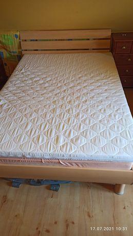 Nowy materac 140/200/8 cm. Nieużywany.