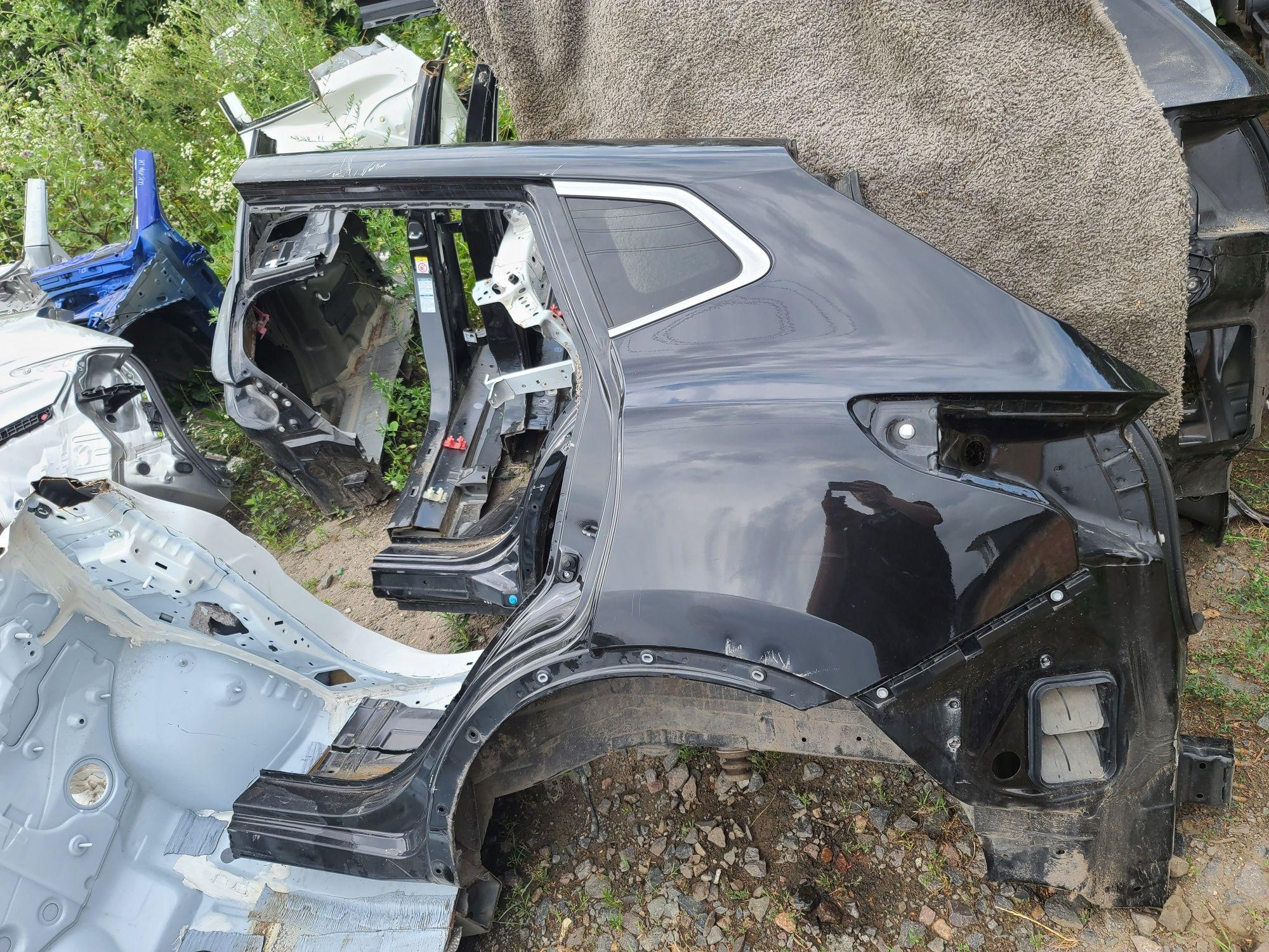 Четверть Задняя Левая Правая Nissan Qashqai J11 Rogue Sport крыло рог