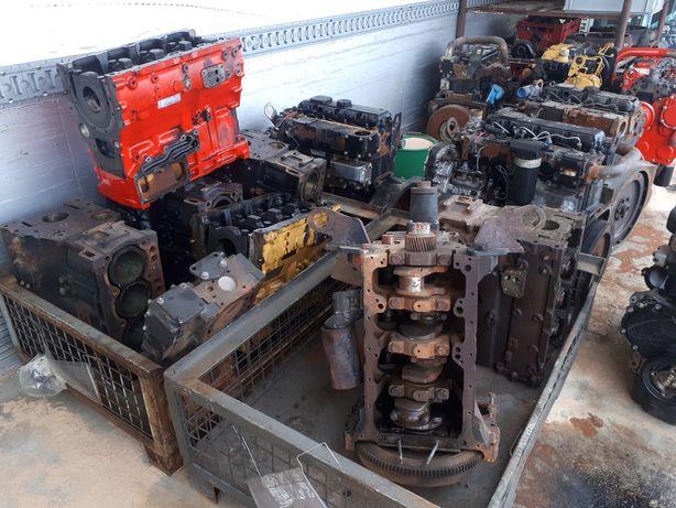 Blok silnika 1104 perkins