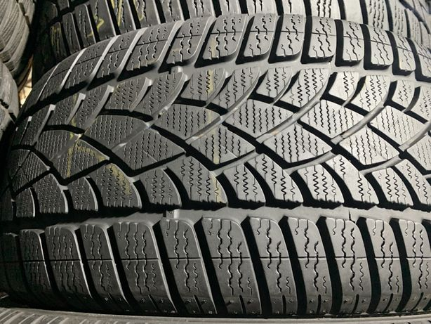 Шины б/у зима 225/60-R17 Dunlop Winter Sport 3D-RUNFLAT