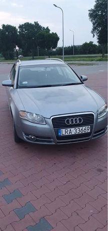 Audi A4 B7 Avant 1.9 TDI ANGLIK