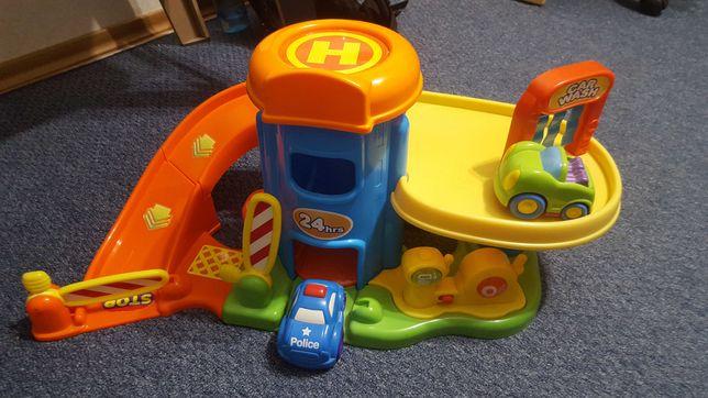 Автомийка+заправка дитяча інтерактивна іграшка