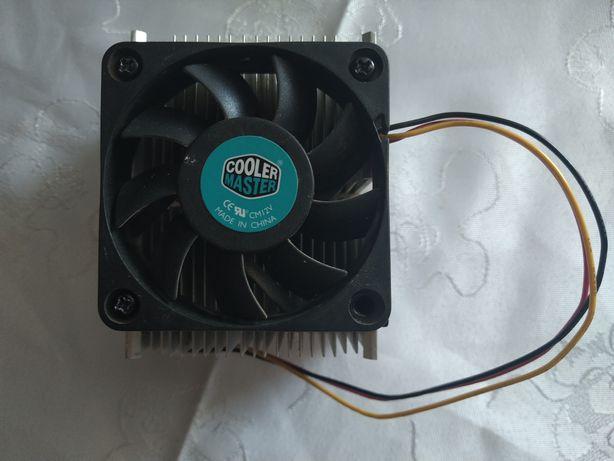 Chłodzenie procesora AMD socket Cooler master