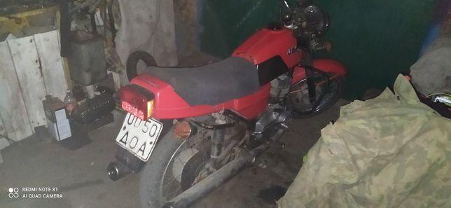 Продам срочно Jawa 638