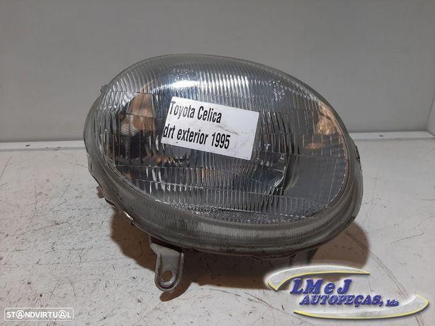 Farol normal Exterior/Dto Usado TOYOTA/CELICA Coupe (_T20_)/1.8 i 16V (AT200/ST)...