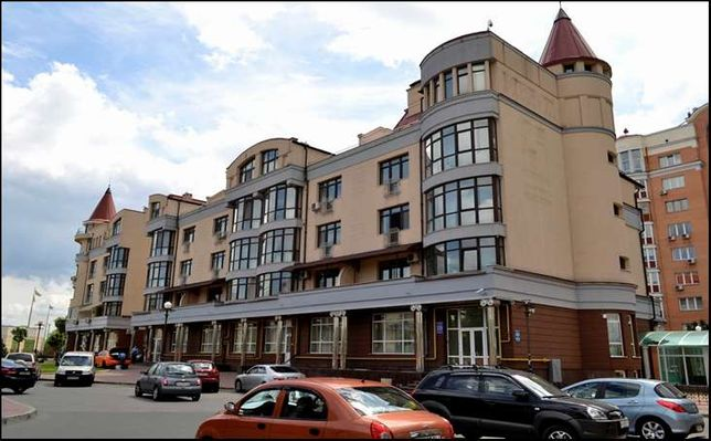 Элитная недвижимость на Оболонской набережной, 19. корпус 1. as652924