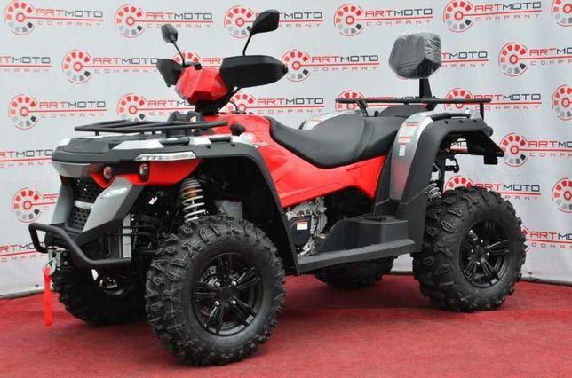 LINHAI M550L 4х4 Квадроцикл безкоштовна доставка