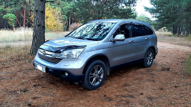 Honda CR-V EXECUTIVE 2.4 газ/бензин 4WD