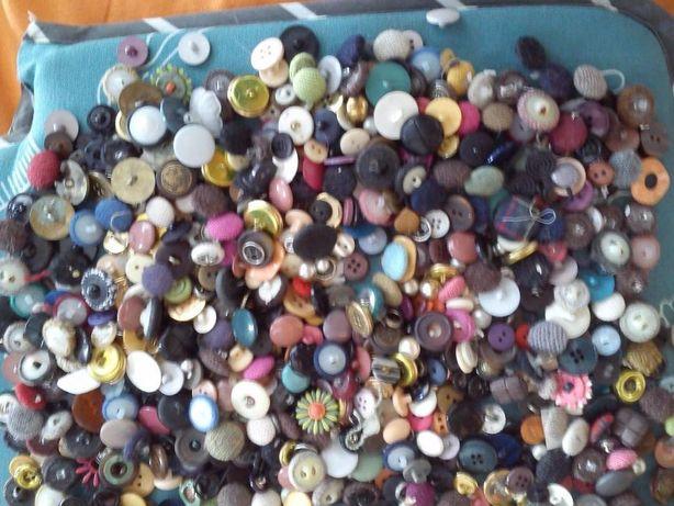 botões vários