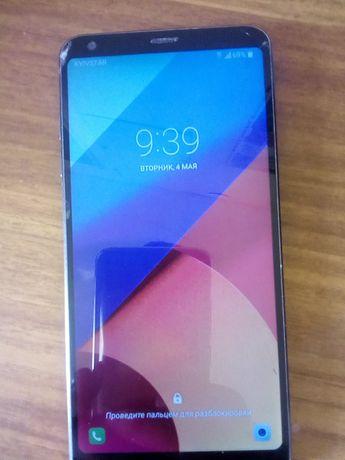 LG G6 H872 4/32 полностью рабочий